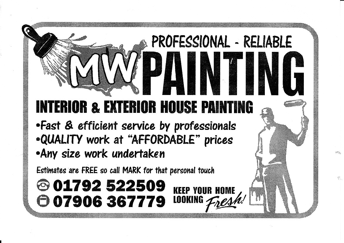Mw Painting Painter And Decorator