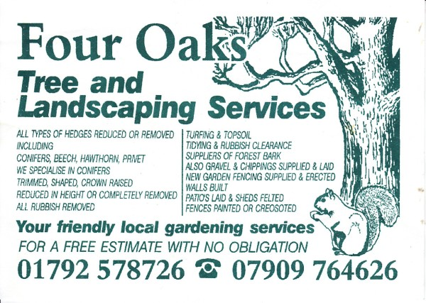 Swanbiz member for Gardening and landscaping services