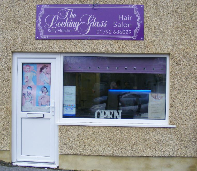 Swansea biz card site hairdressers for 1192 beauty salon swansea