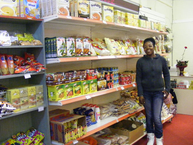 African Food Grocery Store
